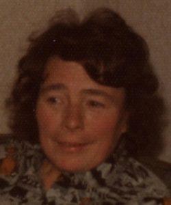 Gerda Ottosson f1929