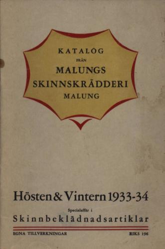 Malungs skinnskrädderi 33-34 blad01