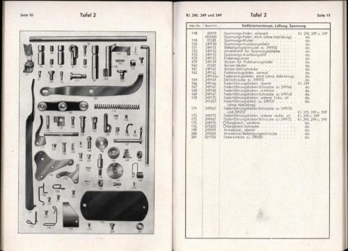 Symaskinsinstruktion 07