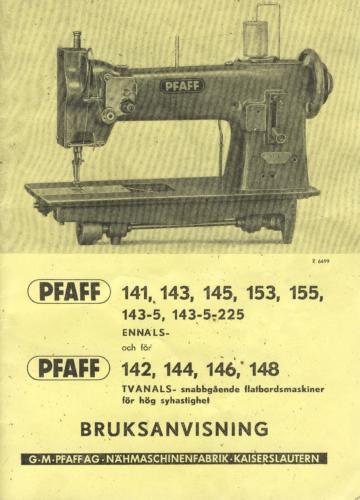 PFAFF sid01