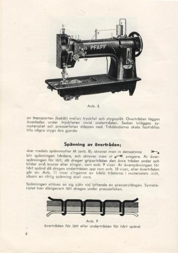 PFAFF sid08