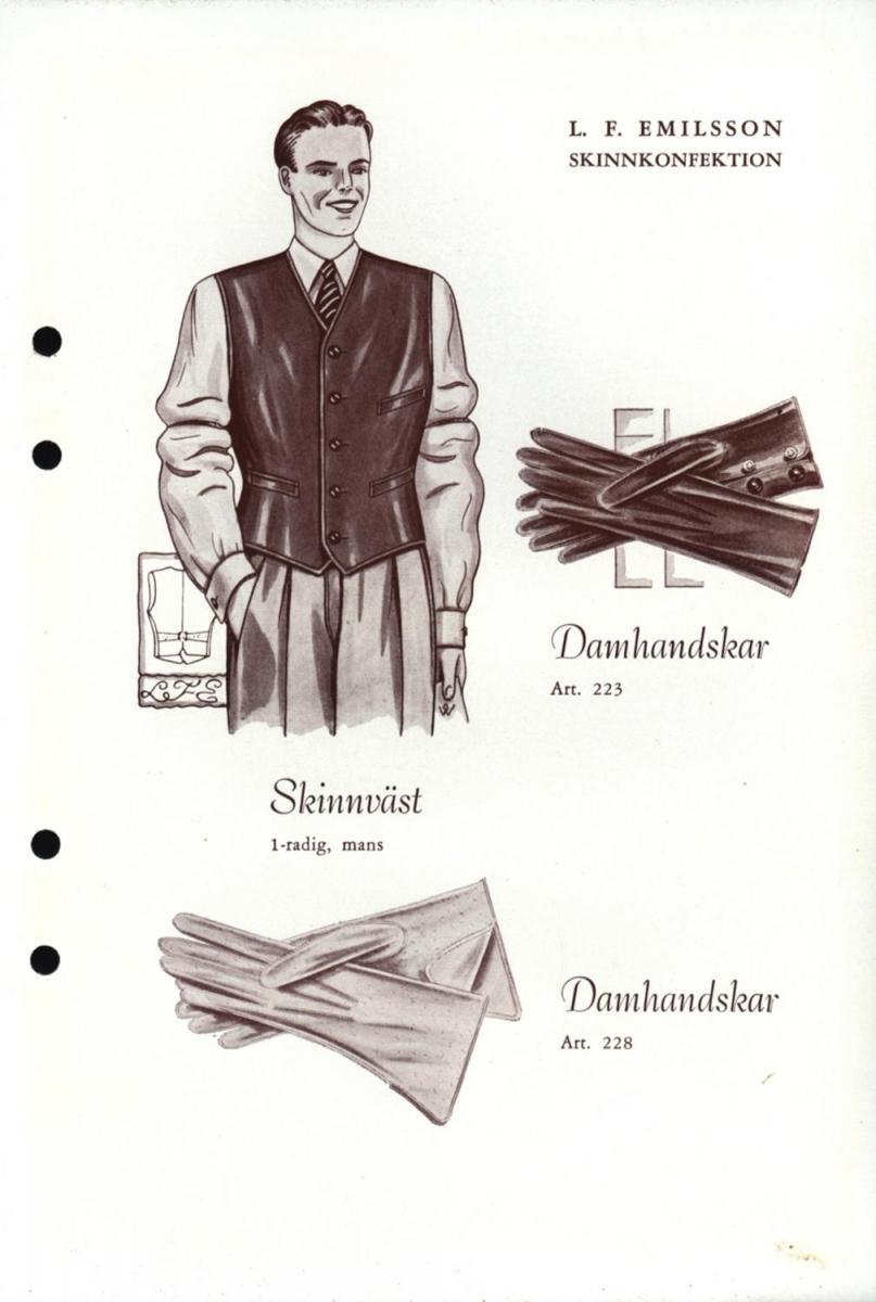 L F Emilssons Skinnkonfektion – Malungsskinn