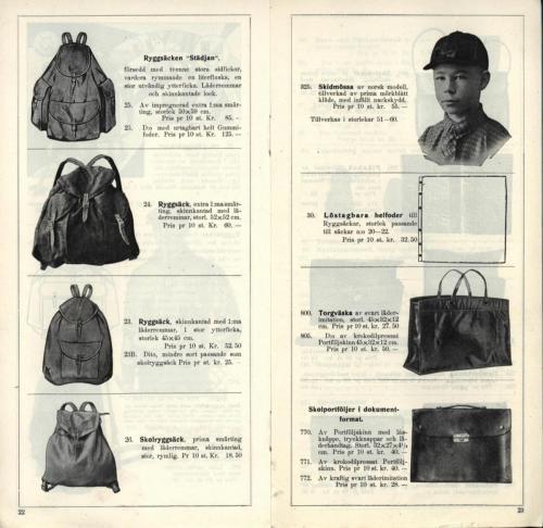 1931 JOFA katalog 13