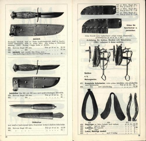 1931 JOFA katalog 16
