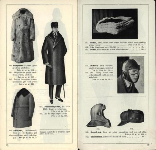 1931 JOFA katalog 21