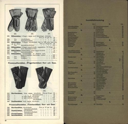 1931 JOFA katalog 22