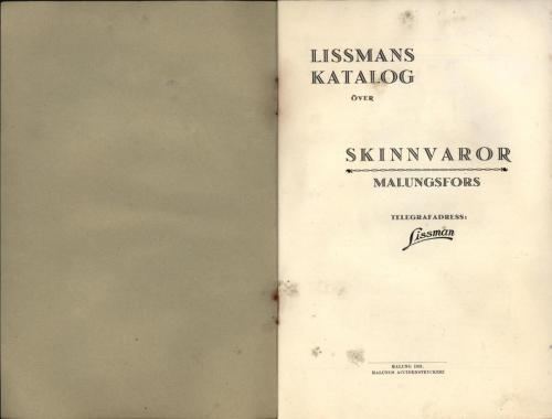 1931 Katalog Lars Lissman 02