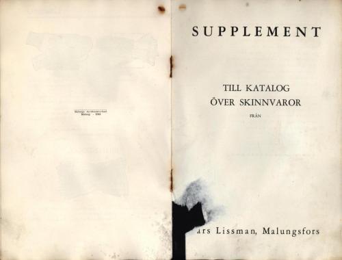 1933 Lissmans katalog 01