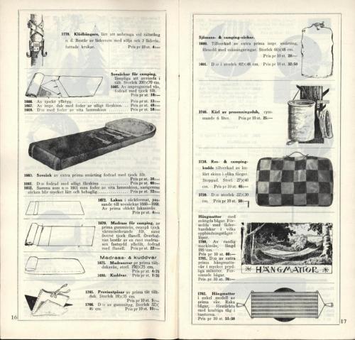1935 JOFA katalog 10