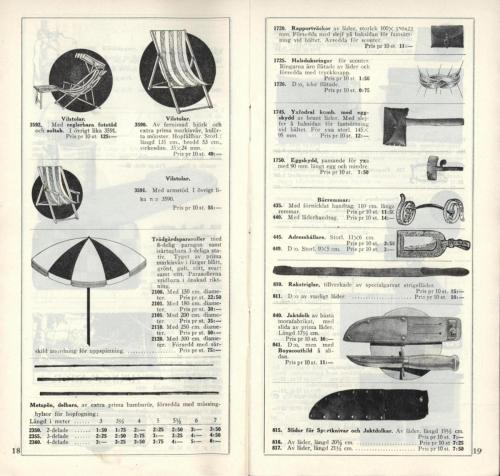1935 JOFA katalog 11