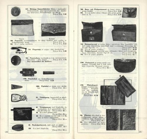 1935 JOFA katalog 12