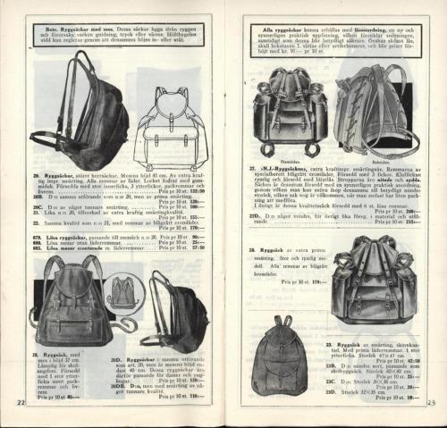 1935 JOFA katalog 13