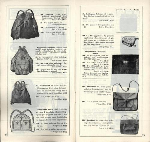 1935 JOFA katalog 14