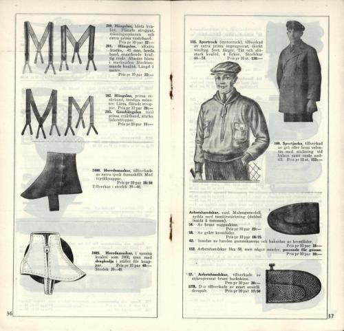 1935 JOFA katalog 20