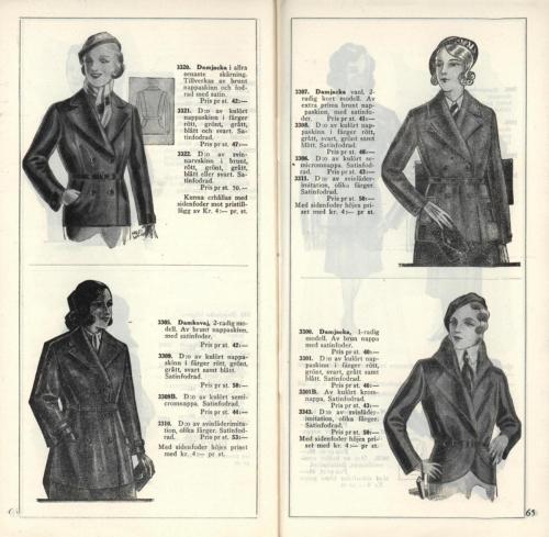 1935 JOFA katalog 34