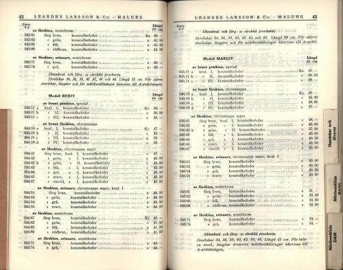 1936 LL prislista23