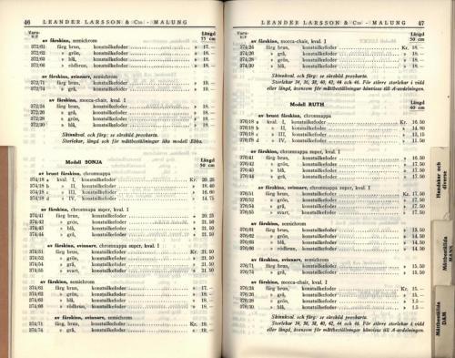 1936 LL prislista25