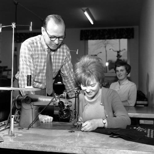 1961 dec 5 Skinnarskolan, Edvin Larsson Edwerns_04
