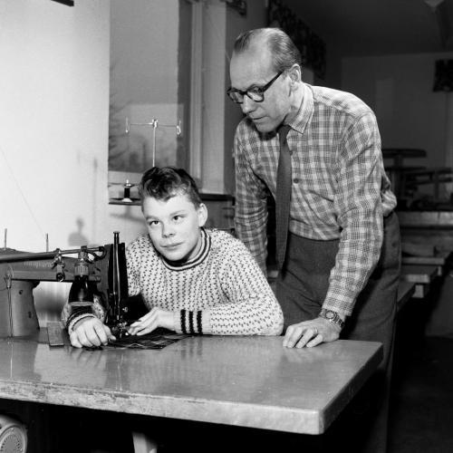 1961 dec 5 Skinnarskolan, Edvin Larsson Edwerns_05