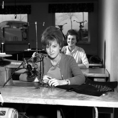 1961 dec 5 Skinnarskolan, Edvin Larsson Edwerns_07