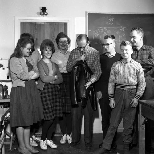 1961 dec 5 Skinnarskolan, Edvin Larsson Edwerns_08