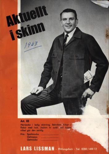 1967 Katalog Lissmans 01