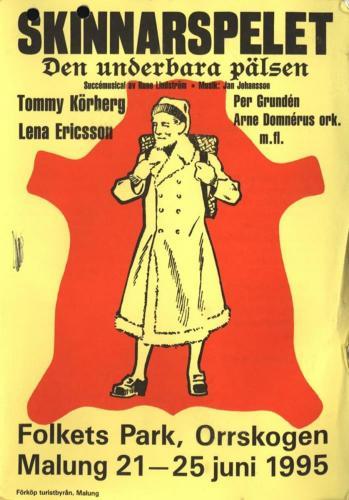 1995 Skinnarspelsprogram 01