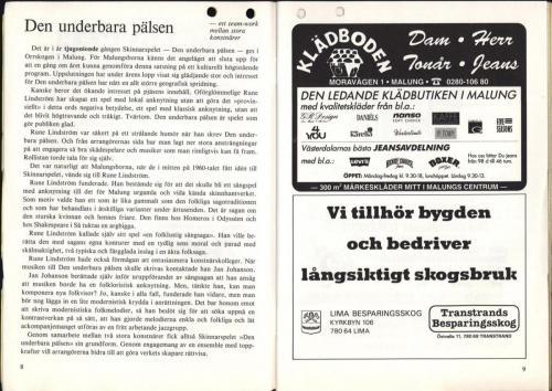 1995 Skinnarspelsprogram 06