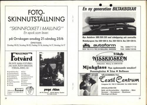1995 Skinnarspelsprogram 16
