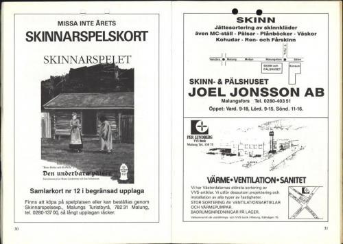 1995 Skinnarspelsprogram 17