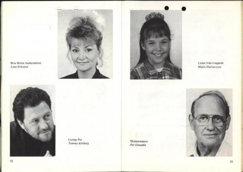 1995 Skinnarspelsprogram 18