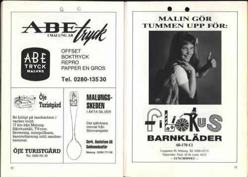 1995 Skinnarspelsprogram 28