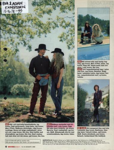 1999 Expressen adam och eva