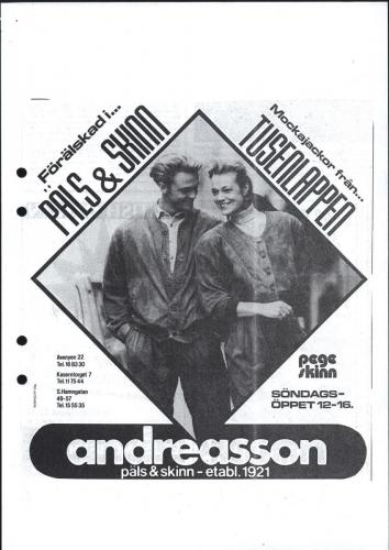 Annons Andreasson