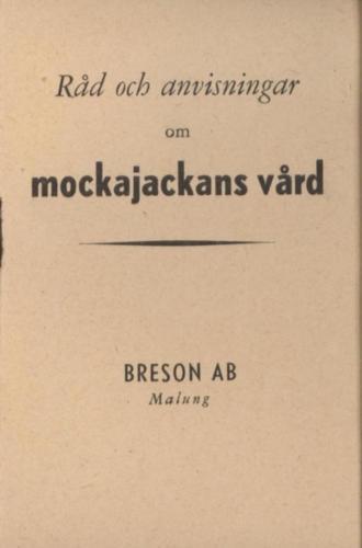 Breson mockajackvård 01