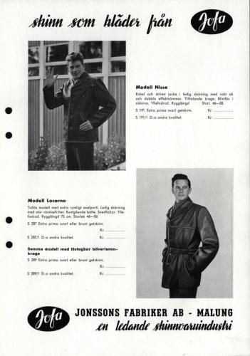 Jonssons fabriiker katalog 17