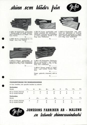 Jonssons fabriiker katalog 23