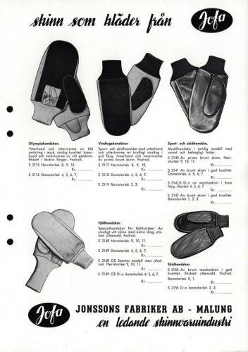 Jonssons fabriiker katalog 27