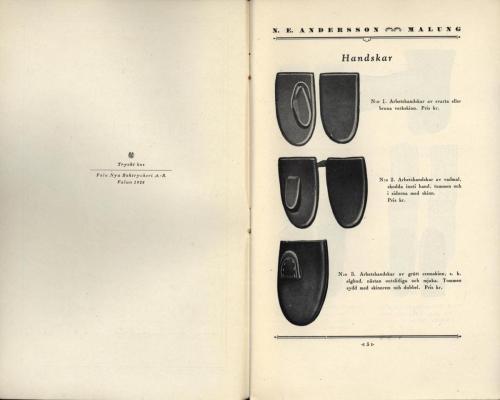 Katalog NE Andersson (PG) 03