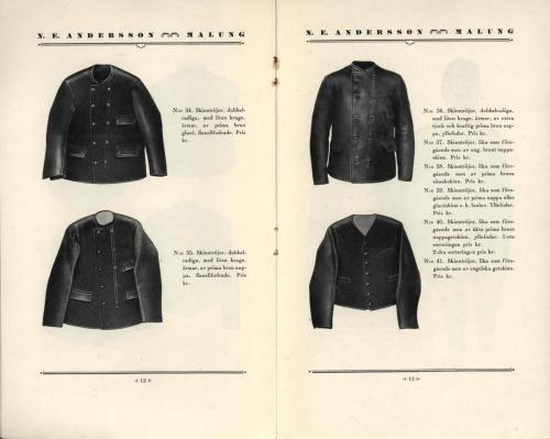Katalog NE Andersson (PG) 08