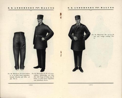 Katalog NE Andersson (PG) 10