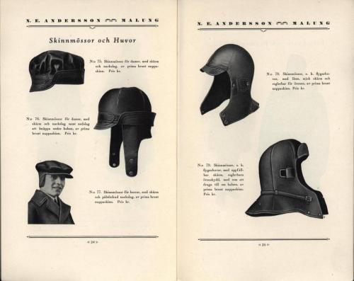 Katalog NE Andersson (PG) 14
