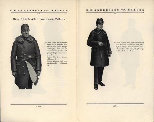 Katalog NE Andersson (PG) 16