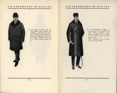 Katalog NE Andersson (PG) 18