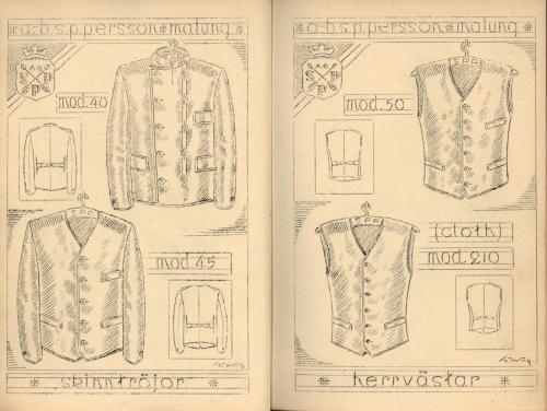 Katalog SP Persson 07