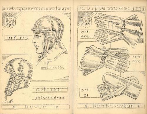 Katalog SP Persson 17