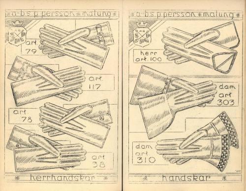 Katalog SP Persson 18