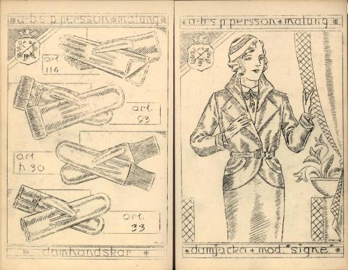 Katalog SP Persson 19