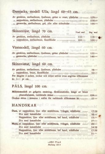 LF Emilsson Prislista 03