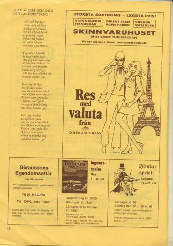 Skinnarspelsprogram 1970_02
